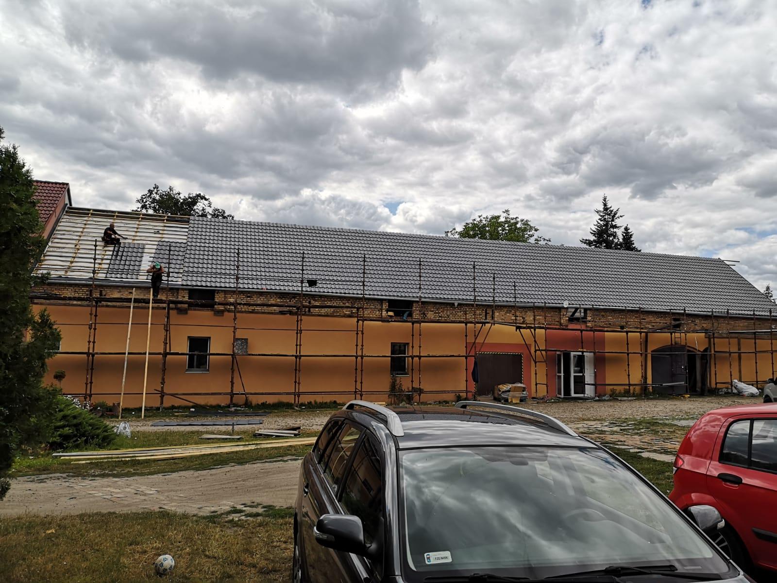 Przełożenie Dachu